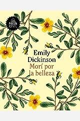 Morí por la belleza (Flash Poesía) (Spanish Edition) Kindle Edition