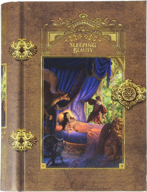 MasterPieces Sleeping Beauty Book Box Assortment Jigsaw Puzzle (1000Piece)