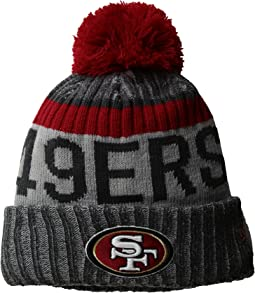 New Era - NFL17 Sport Knit San Francisco 49ers