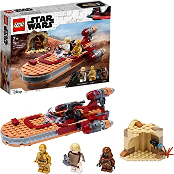 Lego Star Wars 75270-Obi-Wan Cabane-Luke Skywalker r2-d2 Star Wars 9
