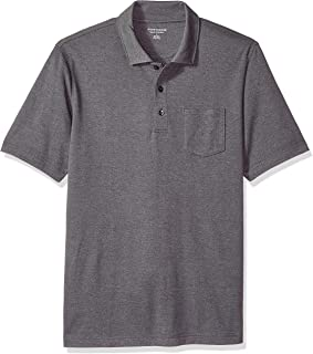 Men's Regular-Fit Pocket Jersey Polo