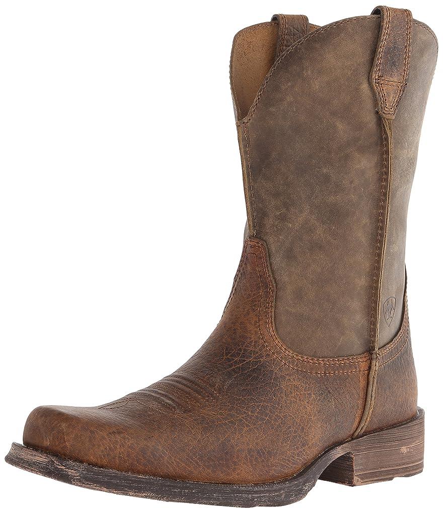 Ariat Men's Rambler Wide Square Toe Western Cowboy Boot aqecuduewpmxbc53