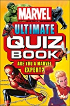 Marvel Ultimate Quiz Book: Are You a Marvel Expert?