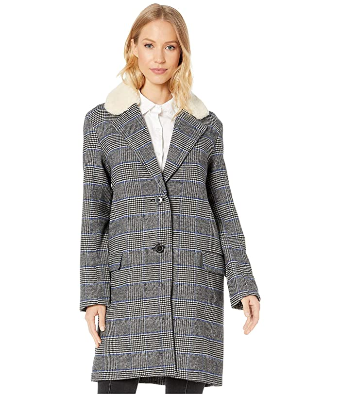 Vintage Coats & Jackets | Retro Coats and Jackets Levisr Premium Amaya Coat Amaya Plaid Womens Clothing $178.20 AT vintagedancer.com