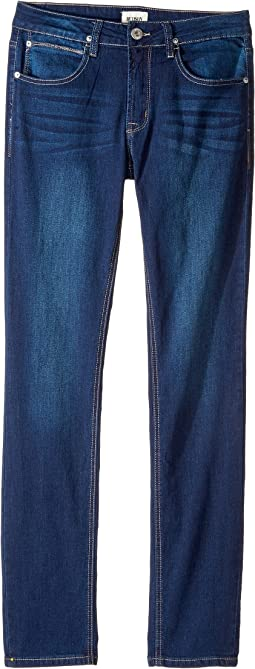 Hudson Kids - Jagger Fit Slim Straight Fit French Terry in Memphis (Big Kids)