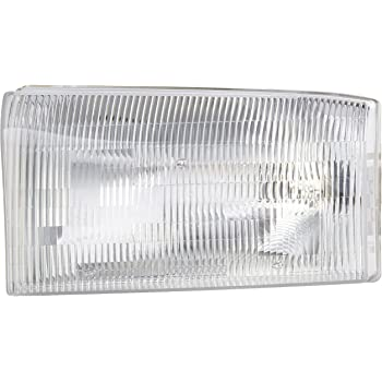 TYC NSF Left Side Tail Light Lamp Assembly for Nissan Frontier 2000-2001