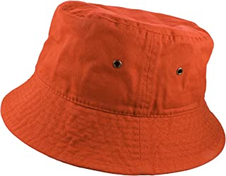 b3a4ae1cec304f Gelante 100% Cotton Packable Fishing Hunting Sunmmer Travel Bucket Cap Hat