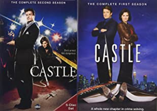 Castle Starter Bundle Season 1 and 2
