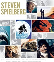 Steven Spielberg Director's Collection (Jaws / E.T. The Extra-Terrestrial / Jurassic Park / The Lost World: Jurassic Park...