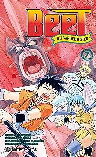 Beet The Vandel buster nº 07/13 (Manga Shonen)