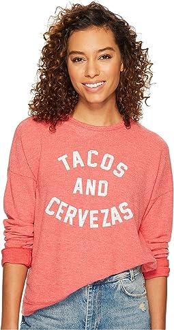 Tacos & Cervezas Hacci Pullover Crew