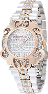 Christian Lacroix Dress Watch For Women Analog Stainless Steel - C CLW8003811SM