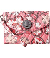Vera Bradley - Your Turn Smartphone Wristlet