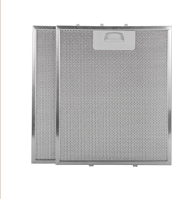 138 opinioni per Filtro cappa aspirante 300x250 (confezione da 2)