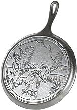 """Lodge L9OGWLMO EMW6655534, 10.5"""" Griddle - Moose, Black"""