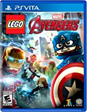 WB Games Lego Marvel's Avengers - Playstation Vita