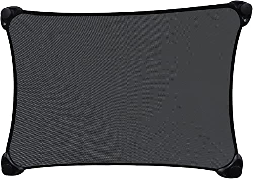 popular EcoNour Stretch to Fit Car Sun Shade | Stretchable outlet online sale Sun Protector | Blocks UV Rays and Sun Glare | Car Window Shades for Baby | Window lowest Screen Maintains Privacy | Custom Fit Car Side Window Sunshade online sale