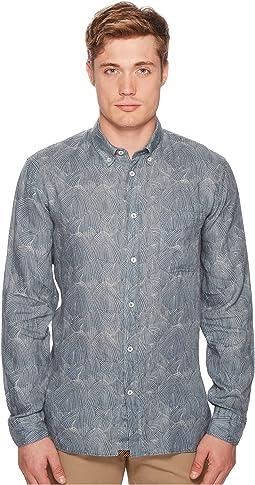 Billy Reid - Tuscumbia Print Shirt