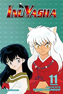 Inuyasha, Vol. 11 (VIZBIG Edition) (11)