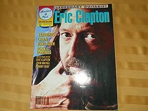 MASTERS OF ROCK Magazine Spring 1992 #8 Eric Clapton Yardbirds Cream Blind Faith Derek and the Dominos John Mayall Robert Cray (Masters Of Rock Magazine)