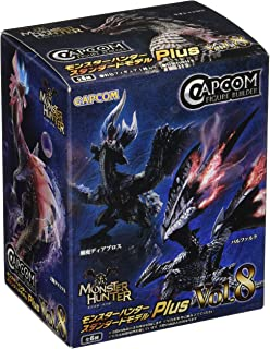 Capcom Monster Hunter Plus Vol. 8 Blind Box Action Figures (Single Random Blind Box)