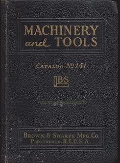 Machinery and Tools, Catalog No. 141