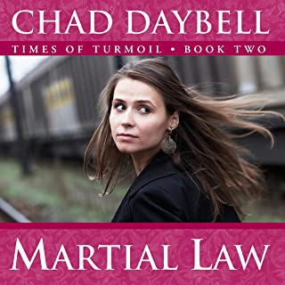Martial Law: Times of Turmoil, Book Two