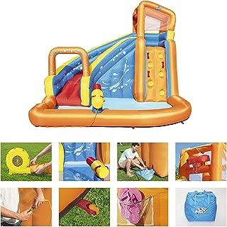 Bestway 53301 - Castillo Hinchable Acuático Turbo Splash