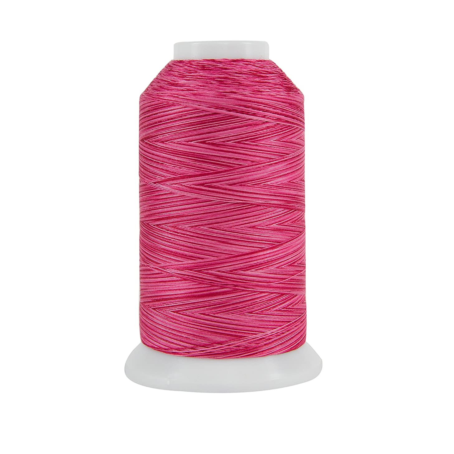 Superior Threads 121029XX926 Red Sea 3-Ply 40W King TUT Cotton Quilting Thread, 2000 yd