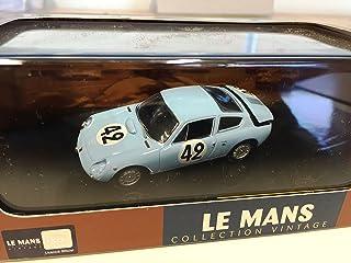 Générique 1:43 Car Simca Abarth 1300 #42 1962 1:43 IXO LE Mans DIECAST Collectible Car LMC146