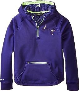 UA Dobson 1/2 Zip Jacket (Big Kids)