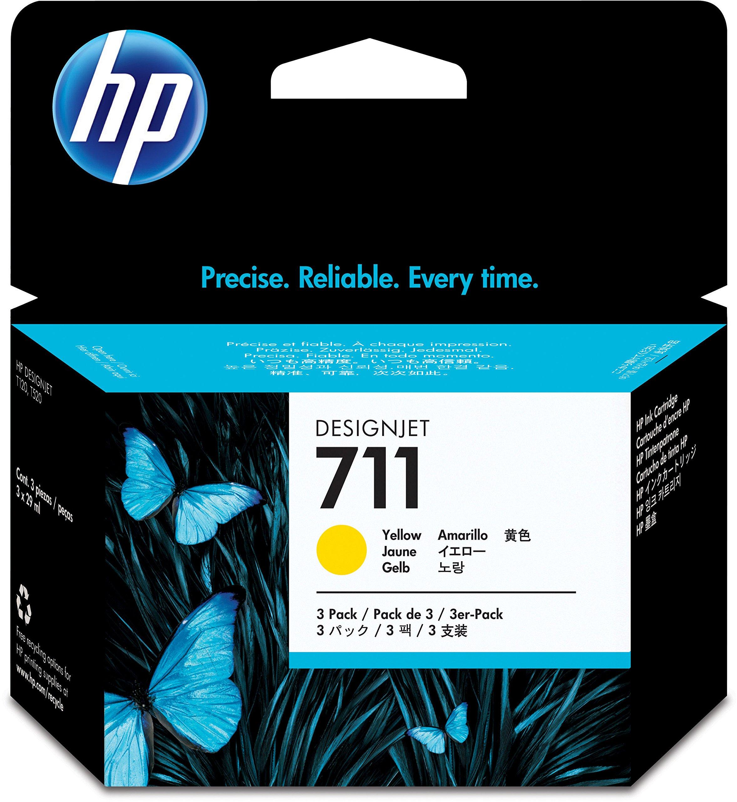 HP CZ136A - Pack de 3 cartuchos de tinta: Amazon.es: Oficina y ...