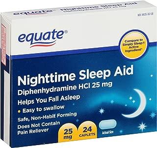 Best equate sleep aid ingredients Reviews