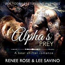 Alpha's Prey: A BBW Bear Shifter Romance: Shifter Fight Club, Book 4