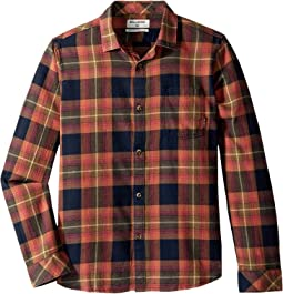 Billabong Kids - Freemont Flannel Top (Big Kids)