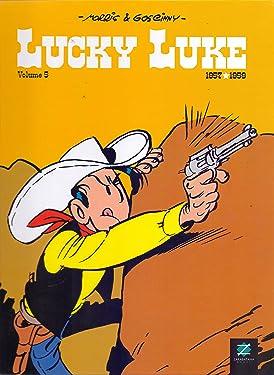 Lucky Luke. 1957-1959 - Volume 5
