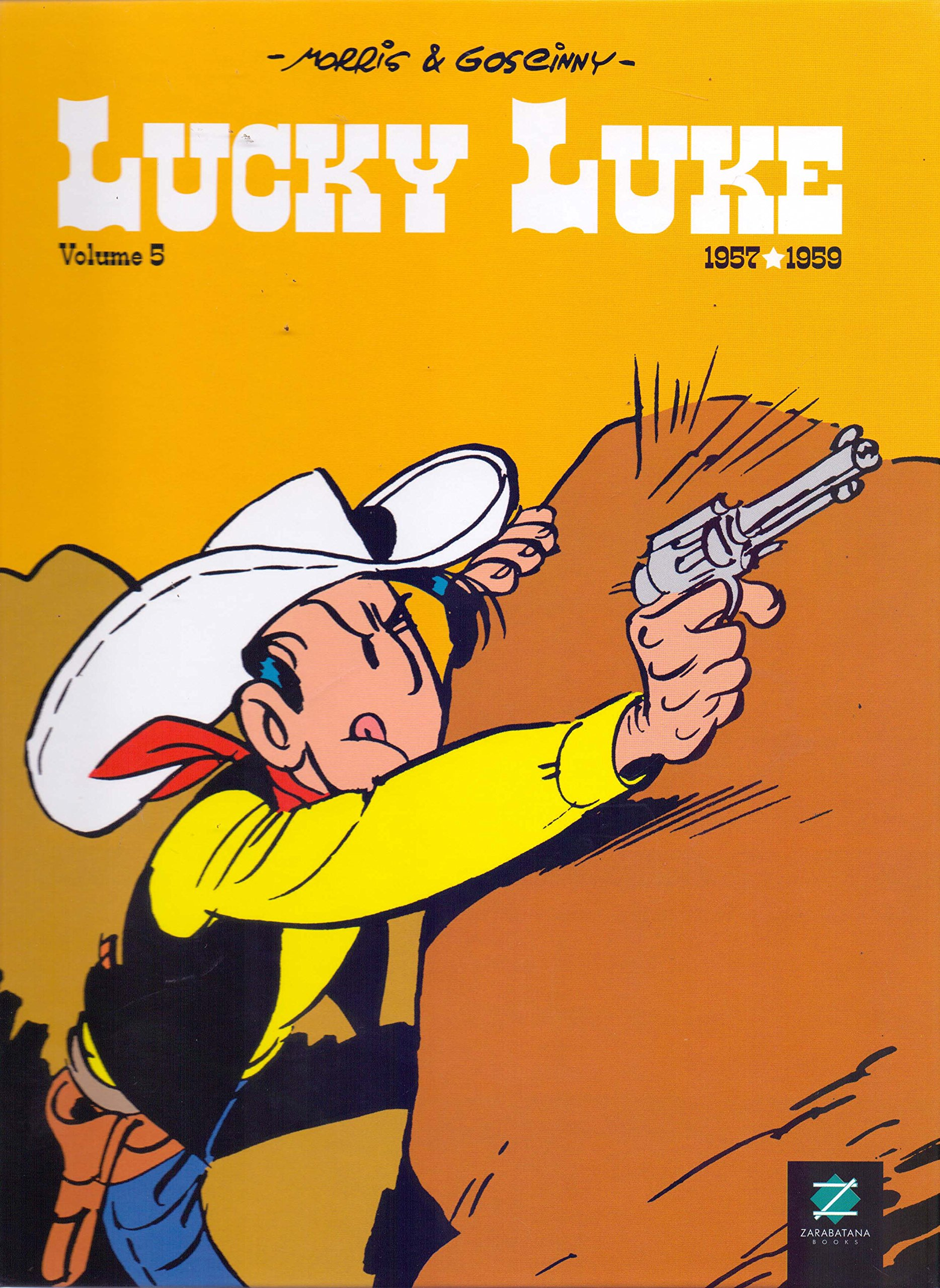 Lucky Luke. 1957-1959 - Volume 5
