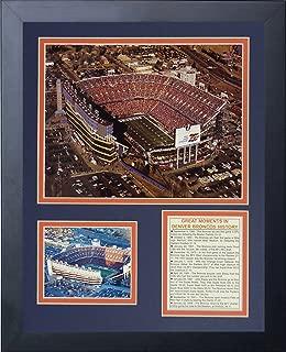 Legends Never Die Denver Broncos Mile High Stadium Framed Photo Collage, 11x14-Inch