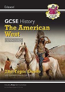 Grade 9-1 GCSE History Edexcel Topic Guide - The American West, c1835-c1895