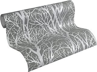 Best grey silver tree wallpaper Reviews