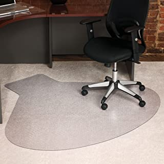 ES Robbins 122785 Medium Pile Carpet Chair Mat, 66