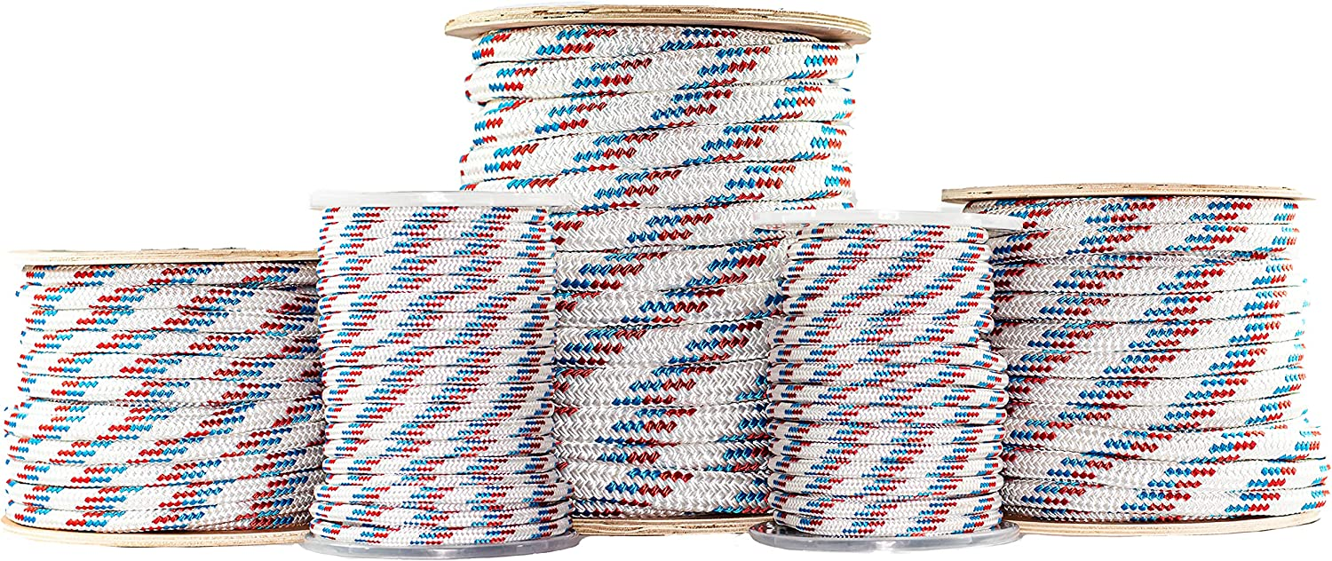 SGT KNOTS Arborist Bull Rope Double H Quality inspection Braided Super sale period limited - Polyester