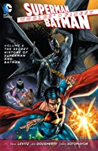 Worlds' Finest Vol. 6: The Secret History of Superman and Batman (The New 52)