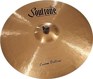 Soultone Cymbals CBR-CRR22-22