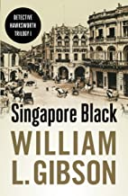 Singapore Black (Detective Hawksworth Trilogy Book 1)
