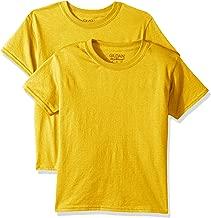 Best girls plain yellow t shirt Reviews