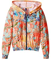 Maaji Kids - Raspberry Plum Jacket Cover-Up (Toddler/Little Kids/Big Kids)