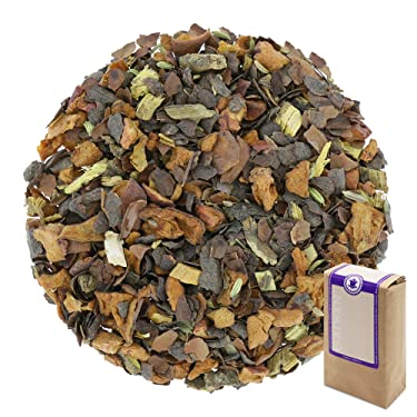 "Núm. 1387: Té de hierbas orgánico ""Chocolate"" - hojas sueltas ecológico - 250 g - GAIWAN® GERMANY - cacao, manzana, anís, hinojo, regaliz"