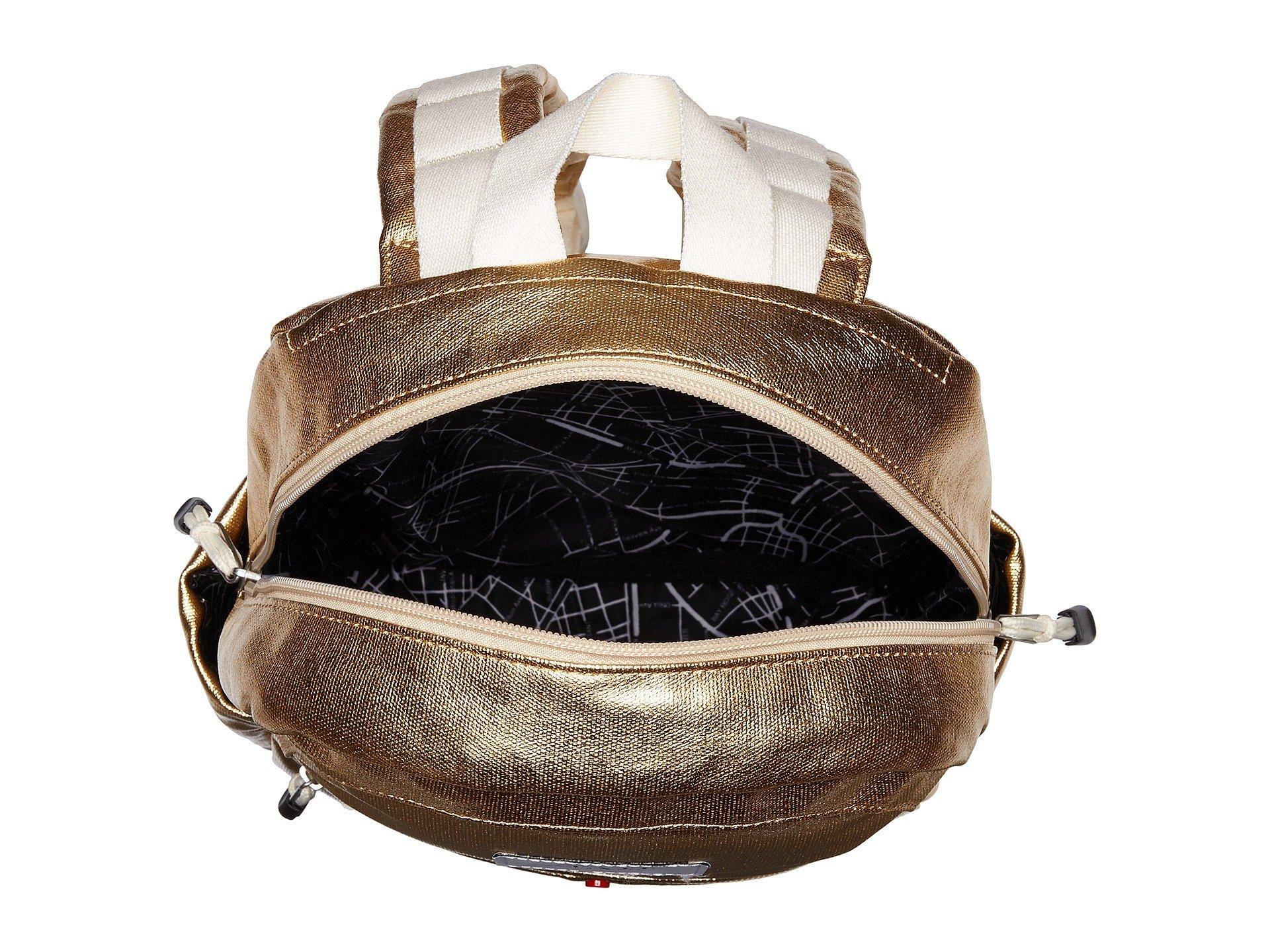 Backpack Bags Mini Gold Kane State Metallic BpRn178