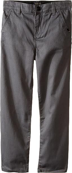 Everyday Union Pant Non-Denim Pants (Toddler/Little Kids)